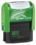 Printer 20 - Greenline Self-Inking Stamp