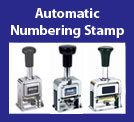 Automatic Numbering Stamp