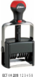 """H-6406/DN Heavy Duty Self-Inking Dater/Numberer - 6 Bands 5/32"""""""