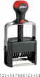 6416 - Shiny H-6416 Heavy Duty Self-Inking Numberer