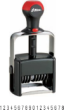 6418 - Shiny H-6418 Heavy Duty Self-Inking Numberer