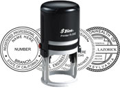 Professional Seal Stamp - Self-Inking