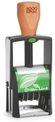 GL2360 Green Line Heavy Duty Self-Inking Dater