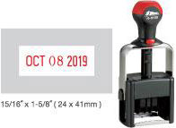 Shiny H-6100 Heavy Duty Self-Inking Dater