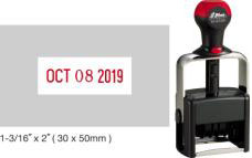 Shiny H-6103 Heavy Duty Self-Inking Dater